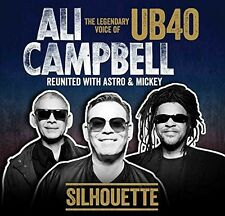 Silhouette - Ali Campbell (2014, CD NEUF)