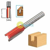 "1/4"" Shank Straight Metric Cutter Router Bits Woodwork 20mm Long x 10mm Diameter"
