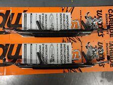 "Woody's Dooly Runner 6"" Carbides DS6-9500 Ski Doo 5.7 6.9 Pilot Skies 4612-0151"