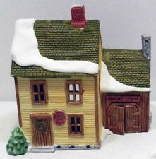 "Dept 56 - ""Livery Stable & Boot Shop"" - #65307 - New England Village"