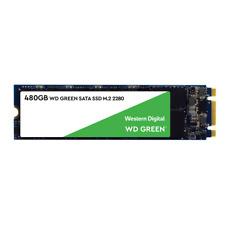 WD Green 480GB SSD M.2 2280 SATA
