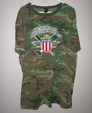 WOUNDED WARRIOR military tee XXL Amputee Softball Team veterans T shirt 2XL