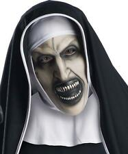 Official The Conjuring Nun Mask Halloween Adult Fancy Dress