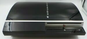 Sony PlayStation 3 PS3 40GB Black Console ***SPARES/REPAIRS***