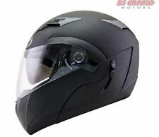 CASCO scooter MODULARE KYT by Suomy mod CONVAIR taglia L nero matt opaco