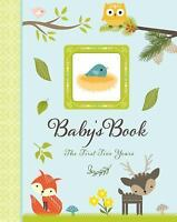 Baby's Book: The First Five Years (Hardback or Cased Book)