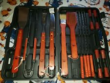 18 Piece Gourmet Traditions Bbq Grill Tool Set