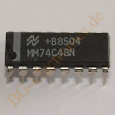 1 x ICL7135CQI 4 1//2 Digit ADC with Multiplexed BCD Output Maxim PLCC-28 1pcs