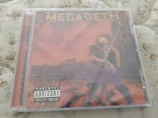 MEGADETH PEACE SELLS...BUT WHO'S BUYING CD nuovo sigillato