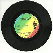 SARAH BRIGHTMAN & HOT GOSSIP I LOST MY HEART TO A STARSHIP TROOPER 70s POP DISCO