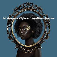Les Amazones D'Afrique - Republique Amazone [CD]