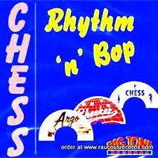 CHESS RHYTHM 'N' BOP 2CD 65 original 1950s recordings Rockabilly rock 'n' roll