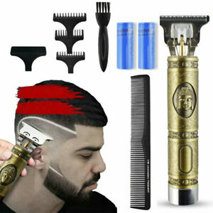 Professional Mens Electric Hair Clippers Shaver Trimmers Machine Cordless Beard