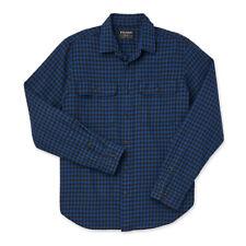 Filson Scout Shirt Blue / Black Check - 20% OFF!