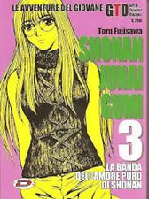 SHONAN JUNAI GUMI 3 - TORU FUJISAWA - LE AVVENTURE DEL GIOVANE GTO - MANGA DYNIT