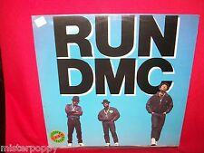 RUN DMC Tougher than leatherl  LP 1988 CANADA  MINT-