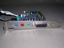 Turtle Beach Montego A3D 64 Voice PCI Sound Card TB400-3355-01 Dell P/N 00007005
