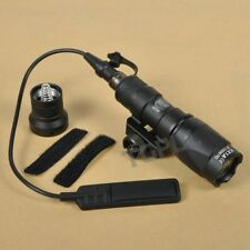 M300C Mini Scout Light  Remote Tail Switch Constant Momentary Hunting Flashlight