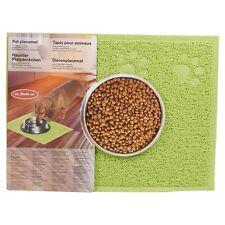30x40cm Light Silicone Pet Feeding Mat Non Slip Food Place Mat Dog Cat Bowl Food