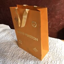 Louis Vuitton limited edition Paper Shopping Gift Bag 100% Authentic