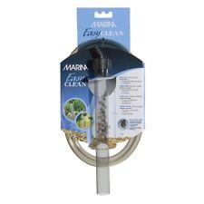 """Marina Easy Clean Mini Aquarium Gravel Cleaner 25cm (10"""")"""