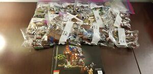 LEGO Set # 21325 Lego Ideas Medieval Blacksmith