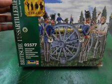 Artillery British Toy Soldiers