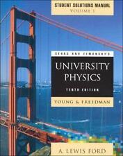 Sears and Zemansky's University Physics: Mechanics, Thermodynamics, Waves Acoust