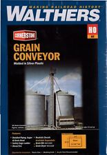 HO Scale Walthers Cornerstone 933-3124 Grain Conveyor Kit