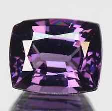 2.00 cts Natural Cushion-cut Transparent Pinkish-Violet VVS/IF Spinel (Brazil)