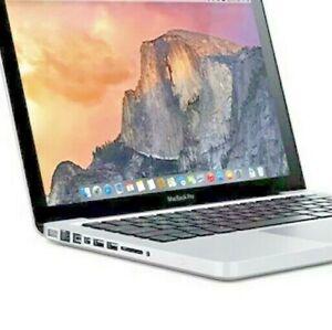 MacBook Pro Laptop Computer (2012) A1278 i5 2.5GHz CPU 240GB SSD 8GB GRADE B+