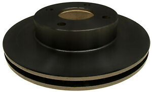 Disc Brake Rotor-Non-Coated Front ACDelco Advantage fits 85-89 Merkur XR4Ti