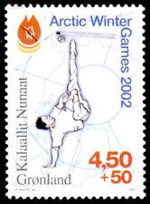 Greenland 2001 Arctic Winter Games, UNM / MNH