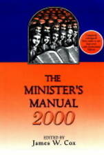 The Minister's Manual: 2000 Edition-ExLibrary