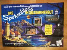 Spukschloss im Salzkammergut (A0-Kinoplakat ´66) - Udo Jürgens / Hannelore Auer