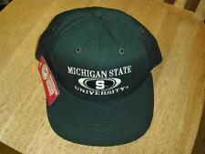 Michigan State hat Snapback vintage 90's DS with tags MINT Spartans cap NEW