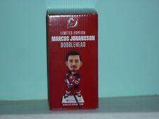 Marcus Johansson Bobblehead & Tote BagNew Jersey Devils NHL Hockey