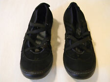 WOMENS PRIVO BY CLARKS SHOES SIZE 6 BLACK