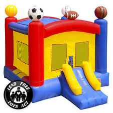 Commercial Grade Bounce House 100% PVC Sports Jumper Inflatable Only