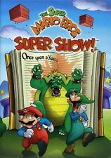 DVD - Animation - Super Mario Bros. Super Show! - Once Upon A Koopa -Mario Luigi