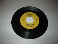 Vinyl: The Beatles-Love Me Do/P.S. I LOVE YOU- Tollie Records- Record- T-9008