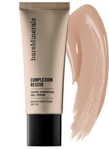 bareMinerals Complexion Rescue Tinted Hydrating Gel Cream Ginger 06 1.18 oz New
