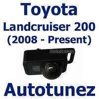 Reverse Rear View Parking Camera Toyota Landcruiser 200 Series Land Cruiser Car