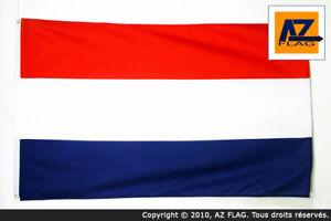 NETHERLANDS FLAG 2' x 3' - DUTCH FLAGS 90 x 60 cm - BANNER 2x3 ft light polyeste