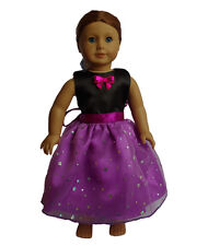 Fashion Butterfly Doll Dresses Fits 18 Inch Doll