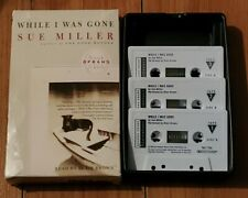 While I Was Gone by Sue Miller (2000, Audiobook, Abridged)