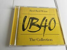 Red Red Wine: The Collection UB40 Audio CD
