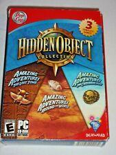 Pc Games Hidden Objects Pop Cap Ebay