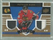 2008-09 Upper Deck Trilogy Honorary Swatches #HSKN Patrick Kane (ref44492)