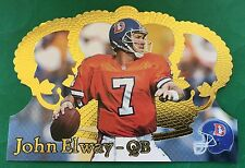 1995 Pacific Crown Royale #130 John Elway Denver Broncos Football Card NM  *0125
